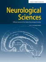 Neurological Sciences 10/2016