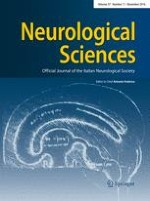 Neurological Sciences 11/2016