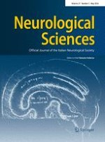 Neurological Sciences 5/2016