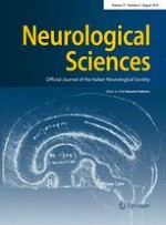 Neurological Sciences 8/2016