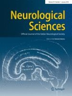 Neurological Sciences 1/2018