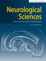 Neurological Sciences 12/2018