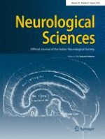 Neurological Sciences 8/2018