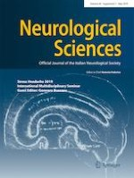 Neurological Sciences 1/2019