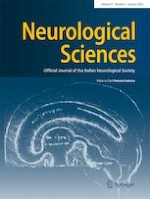 Neurological Sciences 1/2020