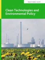 Clean Technologies and Environmental Policy 3/2011