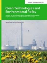 Clean Technologies and Environmental Policy 8/2014