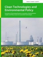 Clean Technologies and Environmental Policy 3/2017