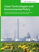 Clean Technologies and Environmental Policy 5/2017