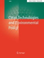 Clean Technologies and Environmental Policy 1/2007