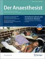 Der Anaesthesist 2/2006