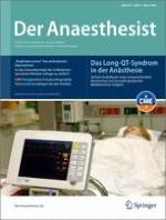 Der Anaesthesist 3/2006
