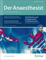 Der Anaesthesist 6/2006