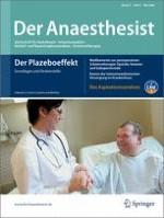 Der Anaesthesist 5/2008