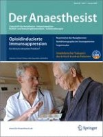 Der Anaesthesist 1/2009