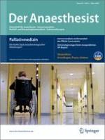 Der Anaesthesist 3/2009