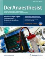 Der Anaesthesist 3/2012