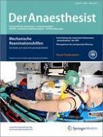 Der Anaesthesist 3/2014