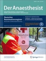 Der Anaesthesist 6/2014