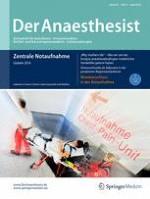 Der Anaesthesist 4/2016