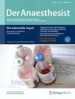 Der Anaesthesist 10/2017