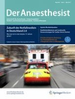 Der Anaesthesist 5/2017