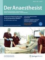 Der Anaesthesist 6/2017
