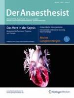 Der Anaesthesist 7/2017