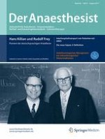 Der Anaesthesist 8/2017