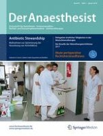 Der Anaesthesist 1/2018