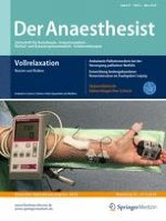 Der Anaesthesist 3/2018