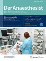 Der Anaesthesist 6/2018
