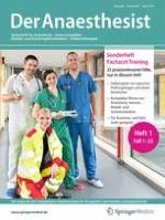 Der Anaesthesist 2/2019