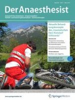 Der Anaesthesist 3/2019