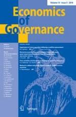 Economics of Governance 3/2014