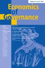 Economics of Governance 4/2017
