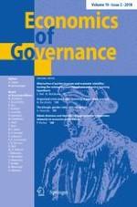 Economics of Governance 2/2018