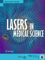 Lasers in Medical Science 2/2009