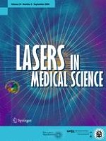 Lasers in Medical Science 5/2009