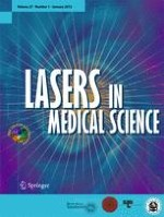 Lasers in Medical Science 1/2012
