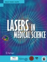 Lasers in Medical Science 5/2016