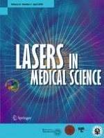 Lasers in Medical Science 3/2018