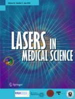 Lasers in Medical Science 5/2018