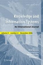 Knowledge and Information Systems 4/2006