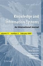 Knowledge and Information Systems 2/2007