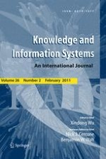 Knowledge and Information Systems 2/2011