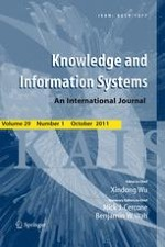 Knowledge and Information Systems 1/2011