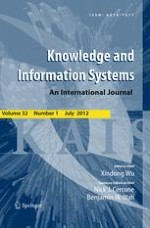 Knowledge and Information Systems 1/2012