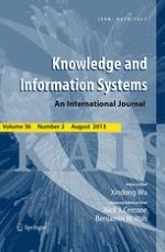 Knowledge and Information Systems 2/2013