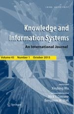 Knowledge and Information Systems 1/2015